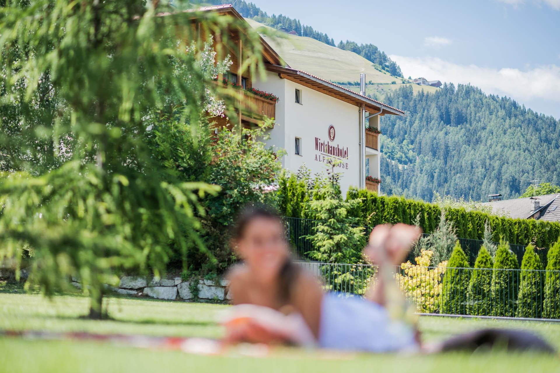 Our Hotel Wirtshaushotel Alpenrose